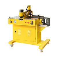 Станок гидравлический СРШ-150М ШТОК для резки, гибки и перфорации токопроводящих шин.