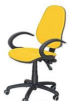 Кресло Бридж 50 - 5 Неаполь-55 Желтый (кожзаменитель)