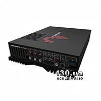Автомобильный усилитель звука Mosconi Gladen One 60.8 DSP восьмиканальный, со встроенным процессором звука