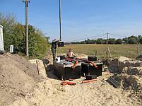 Септик для высоких грунтовых вод на 15-20 чел., фото 6
