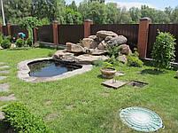Септик для высоких грунтовых вод на 15-20 чел., фото 10