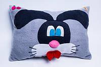 """Декоративна подушка """"Кролик на грядці"""""""