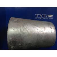 Анод цинковый для гребного вала d. 55мм; 1,010кг