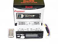 Автомагнитола Pioneer 6233 Bluetooth+MP3+FM+USB+SD+AUX, фото 1