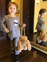 Детский костюм / двунитка / Украина