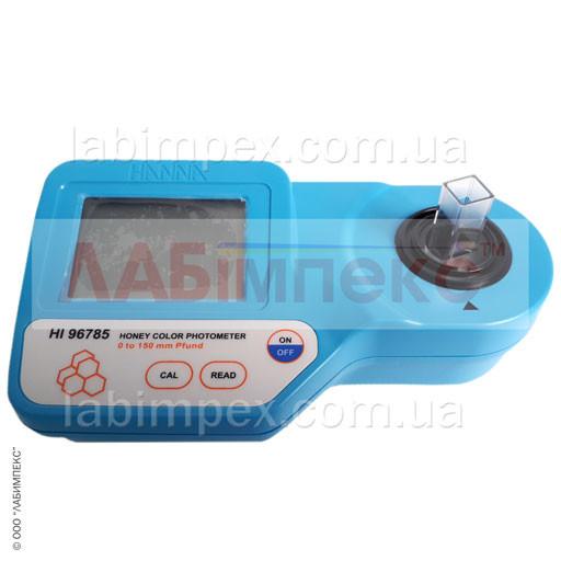 Фотометр HI96785 (анализатор цветности меда)