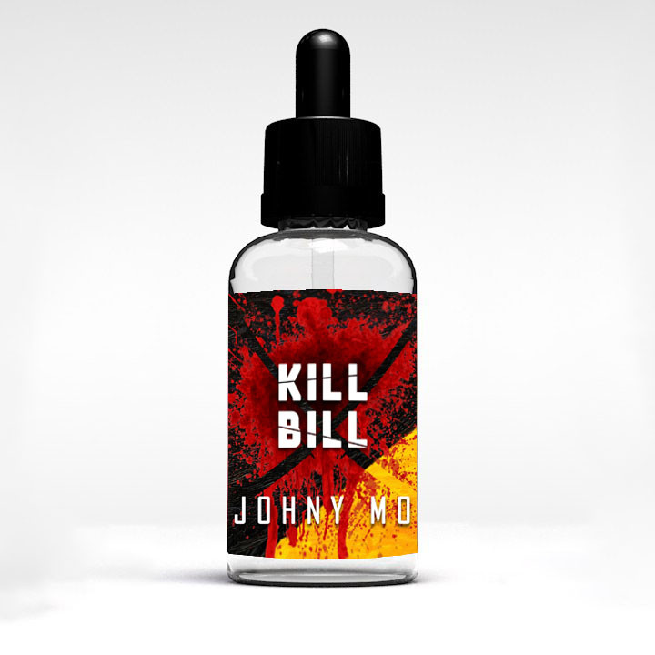 Kill Bill Johnny Mo - 30 мл, VG/PG 70/30