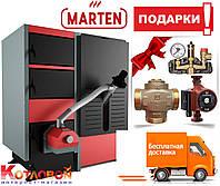 Пеллетный котел с автоматической подачей топлива Marten Comfort Pellet