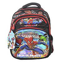 Модный школьный рюкзак для мальчика - Spider Man - 87-1273