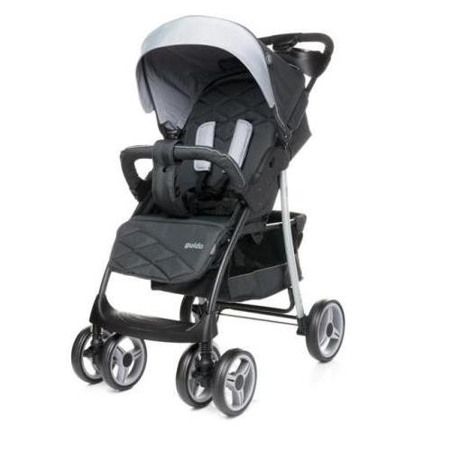 Прогулочная коляска 4BABY GUIDO (Гуидо) New 2017 (Grey)