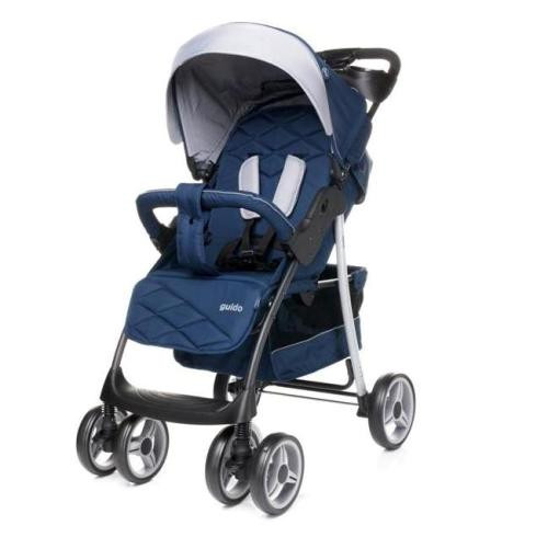 Прогулочная коляска 4BABY GUIDO (Гуидо) New 2017 (Blue)