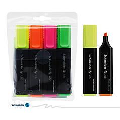 Набор маркеров текстовых JOB SCHNEIDER S1500 (4 шт)