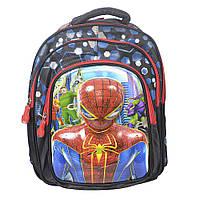 Модный школьный рюкзак для мальчика - Spider Man - 87-1274
