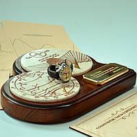 Настольные солнечные часы со знаками Зодиака