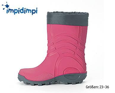 1aa84498e61ef5 От европейского производителя Детские резиновые сапоги розовые Impidimpi  высокого качества с доставкой по Украине.