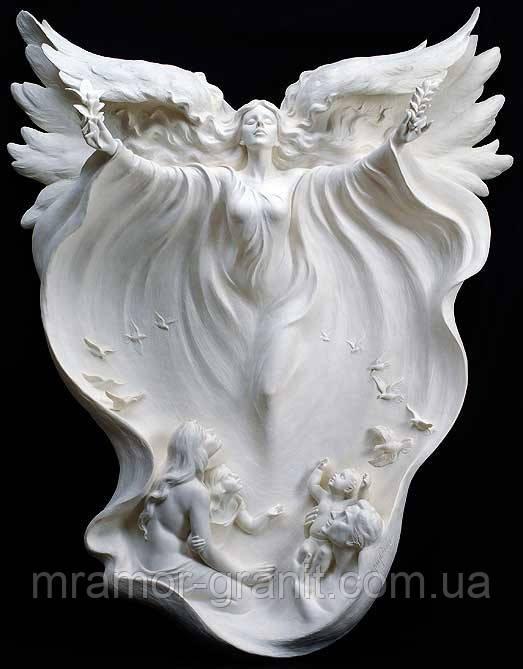 Скульптура из мрамора С - 128