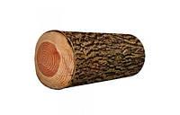 Подушка-валик бревно Дерево