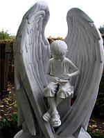 Скульптура мальчика С - 132