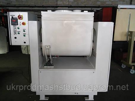 Тестомесильная машина для крутого теста И8-ТМ-300 двухскоростная, фото 2