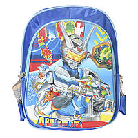 Модный школьный рюкзак для мальчика - Robot - 87-1276