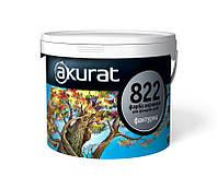 Фасадная акриловая краска АКУРАТ 822 фактурная
