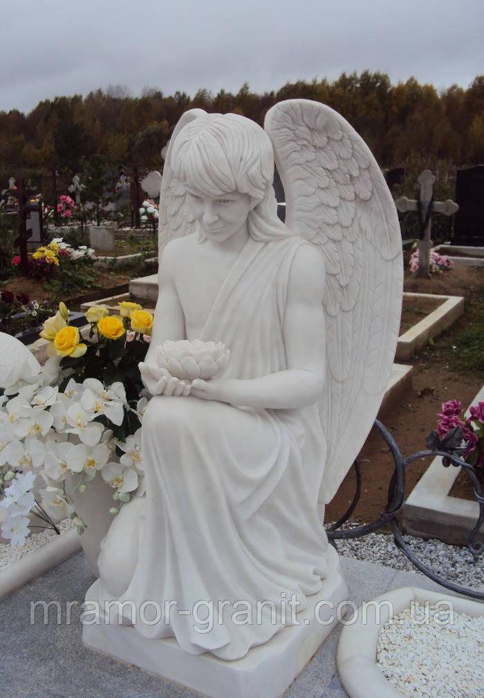 Скульптура ангела С - 140