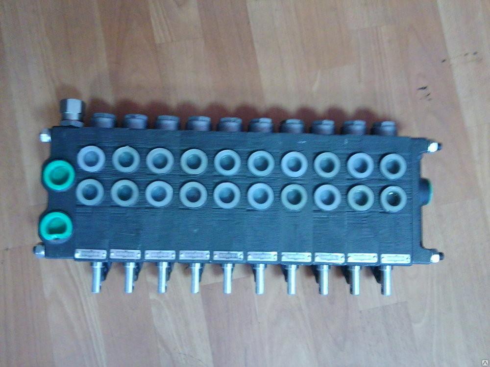 Гідророзподільник РХ-346(Болгарія) 10 (десяти) секційний