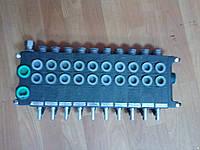 Гидрораспределитель РХ-346(Болгария) 10 (десяти) секционный