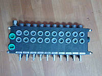 Гідророзподільник РХ-346(Болгарія) 10 (десяти) секційний, фото 1