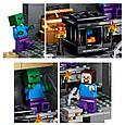 """Конструктор лего майнкрафт Аналог Lego Minecraft Bela 10390 """"Подземелье"""" 219 дет, фото 5"""