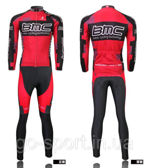 ДЕМИСЕЗОННАЯ Велоформа BMC 2010 bib