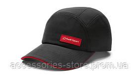 Бейсболка Audi Unisex Сap, Audi Sport, Black