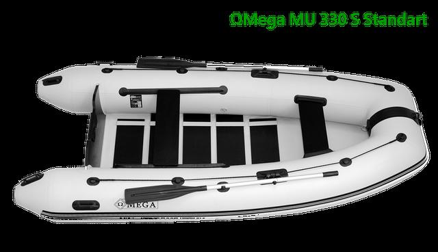 Boote - boats - barca - лодки - omega 330 s standart - лодки Украина