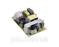 Блок питания Mean Well EPS-25-15 Открытого типа 25,5 Вт; 15 В; 1,7 А (AC/DC Преобразователь)