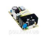Блок питания Mean Well EPS-45-24 Открытого типа 45,6 Вт; 24 В; 1,9 А (AC/DC Преобразователь)