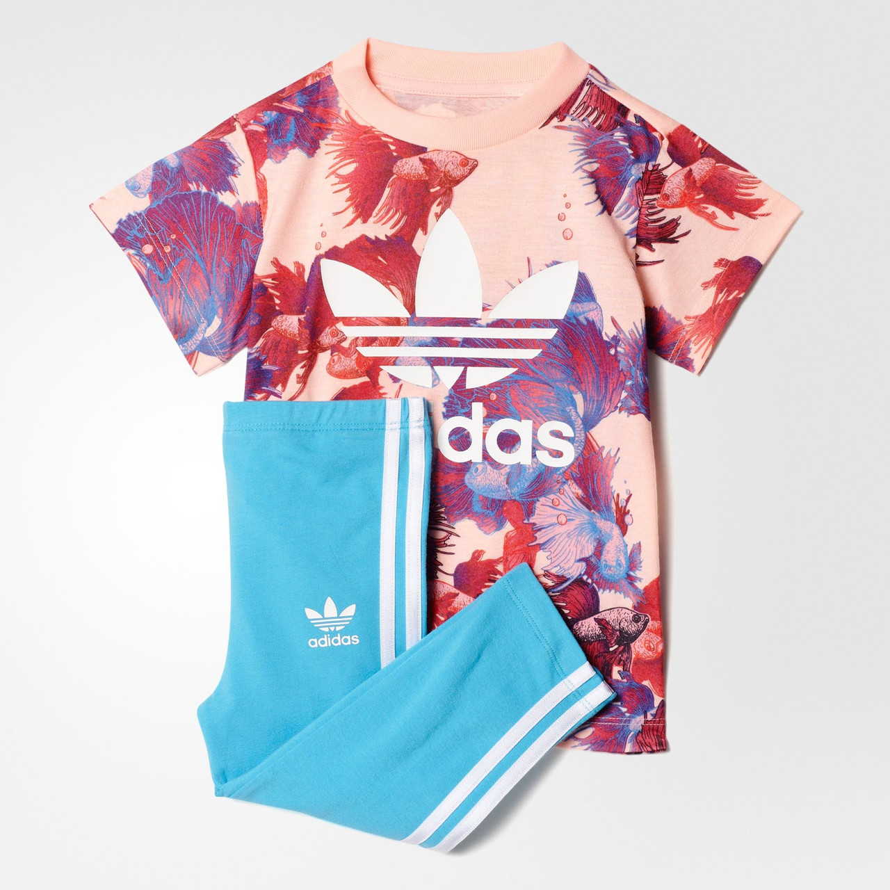 Детский костюм Adidas Originals Trefoil (Артикул: BK5755)
