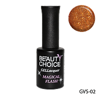 "Гель-лак Beauty Choice с мерцанием ""Magical flash"" ,10 мл"