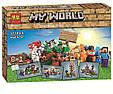 """Конструктор лего майнкрафт Аналог Lego Minecraft Bela 10177 """"Minecraft 8 в 1"""" 517 дет, фото 2"""