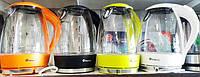 Электрочайник Domotec dt-810/820 стекло