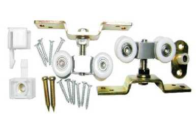Ролики для раздвижной системы Kedr ESW033-100 (100kg)