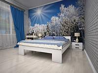 Кровать Изабелла 2. Кровать двуспальная из дерева