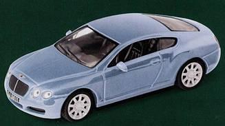 Суперкары №20 Bentley Continental GT | Модель коллекционная 1:43 | DeAgostini