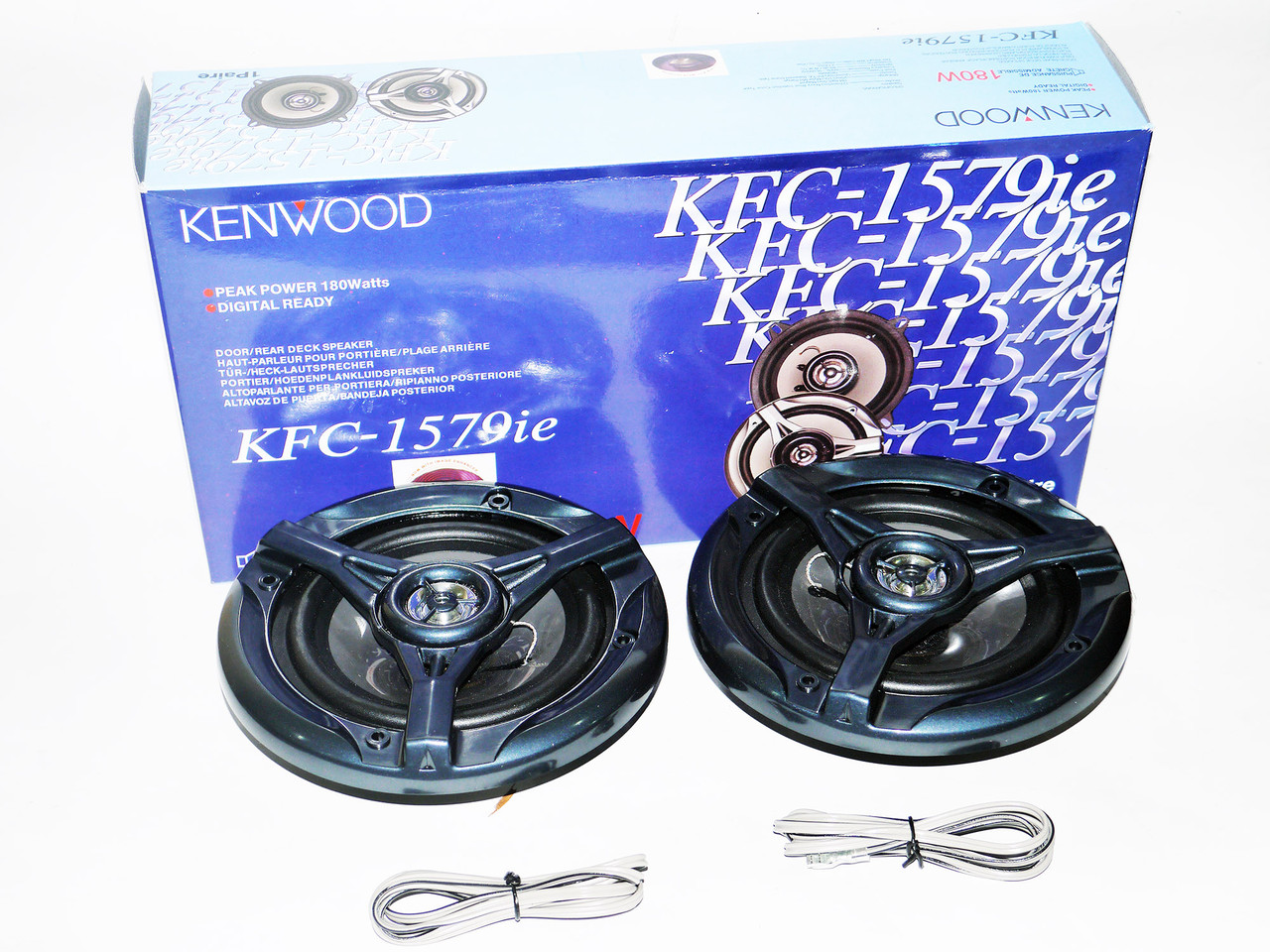 Динамики Kenwood KFC-1579 ie 13см 180 Вт