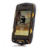 Смартфон Jeep Z6+ 4 ядра, 2 сим, 4 дюйма, 4 Гб,  8 Мп, защита IP68., фото 2