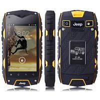 Смартфон Jeep Z6+ 4 ядра, 2 сим, 4 дюйма, 4 Гб,  8 Мп, защита IP68., фото 1