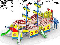 Детский игровой комплекс S201