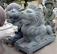 Скульптура львов С - 153
