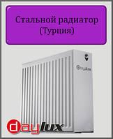 Стальной радиатор Daylux 600х400 33 типа нижнее подключение