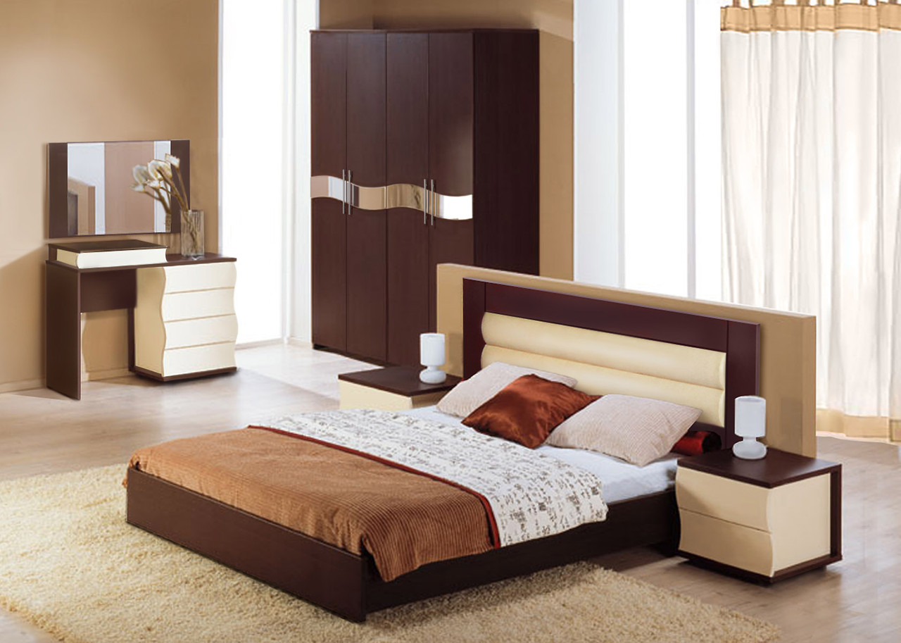 Спальня 2 Наяда Мастер Форм