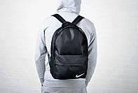 Черный рюкзак найк (Nike) реплика